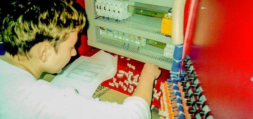 Założycielka ECE prawie 20 lat temu, wykonująca pracę podyktowaną potrzebą chwili