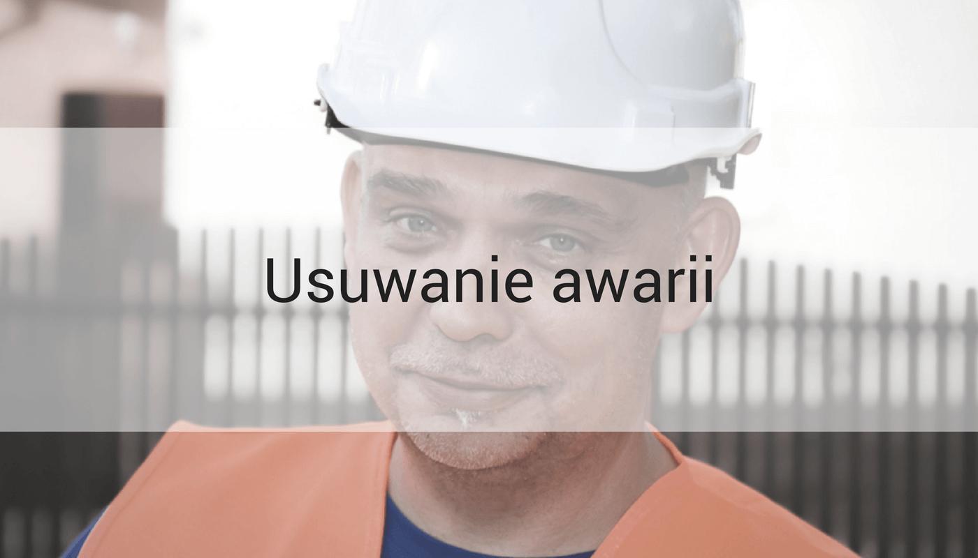 Usuwanie awarii elektrycznych ECE Marek Nawrocki