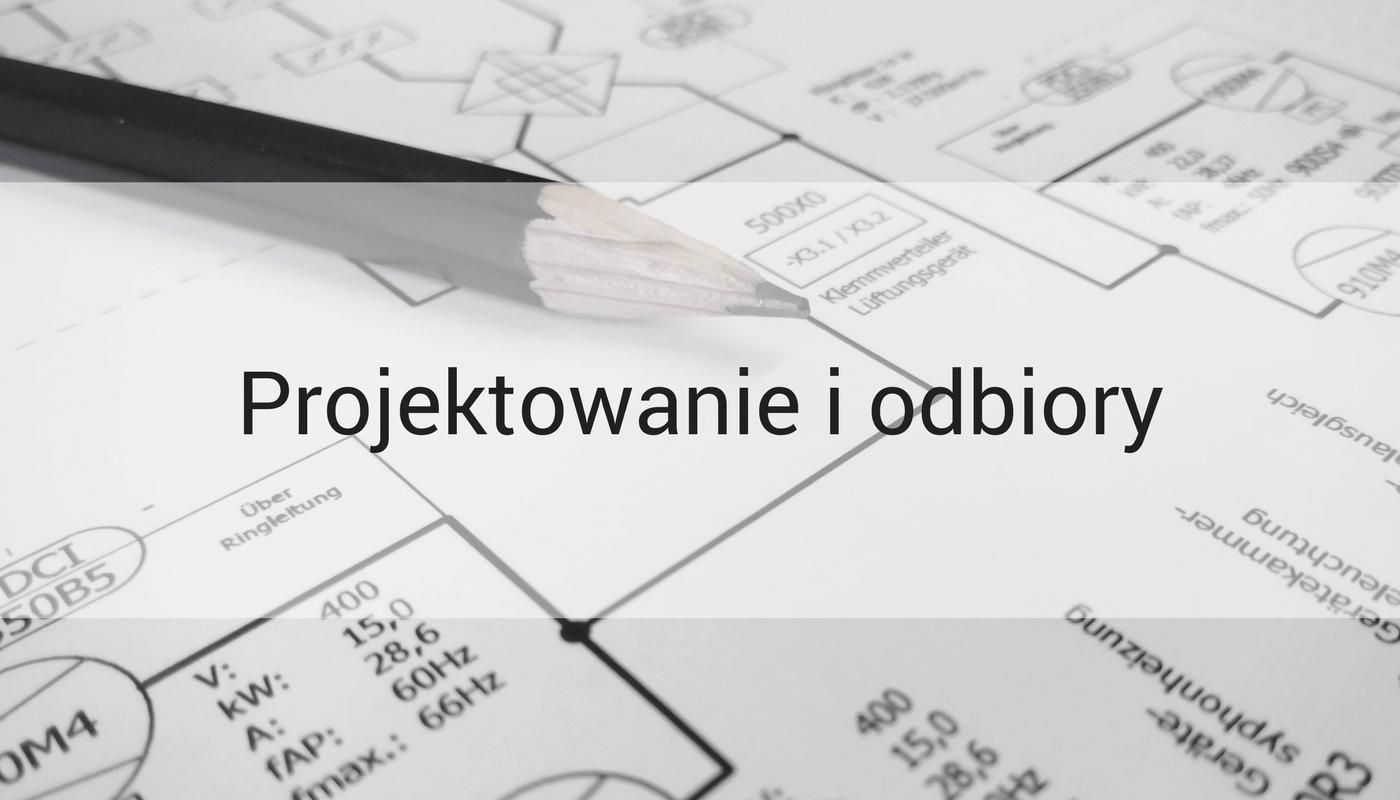 ECE Marek Nawrocki oferuje doradztwo techniczne elektryczne - projektowanie i odbiory