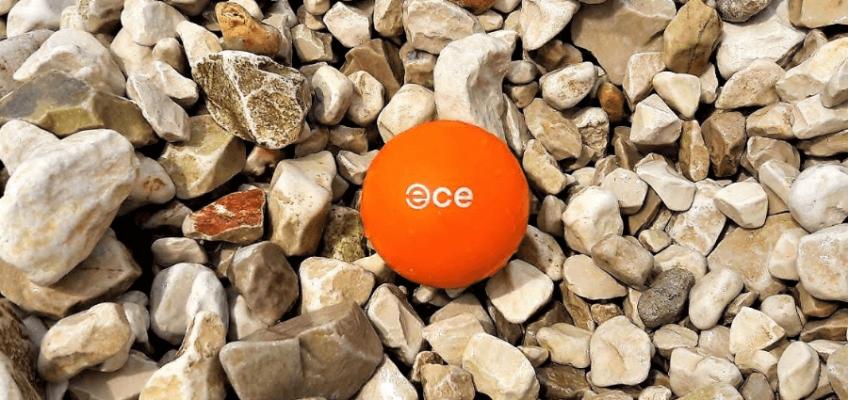 akcja promocyjna black week piłeczki antystresujące ECE