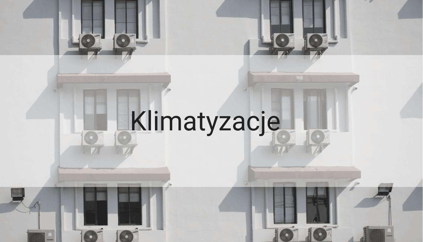 Usługi klimatyzacyjne ECE: sprzedaż, montaż, serwis, konserwacja, likwidacja.